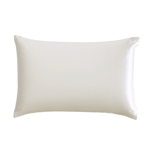 25 Momme Housewife Luxury Pillowcase with Hidden Zipper