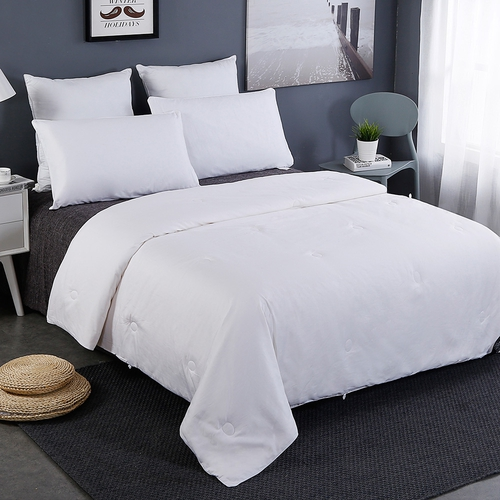 All Season Cotton Covered Silk Doona