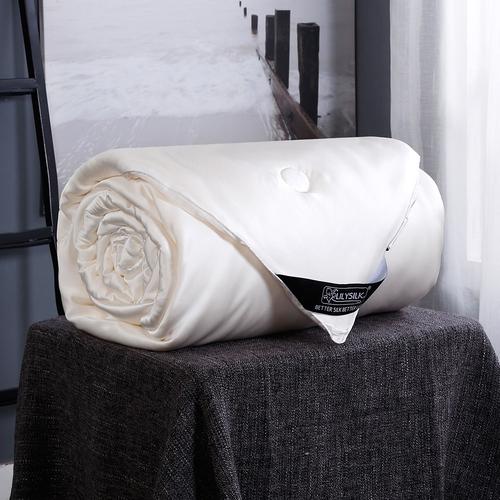 All Season Silk Covered Silk Filled Duvet