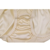 Soft Yellow Silk Panty