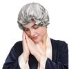 Silvergray Silk Sleeping Cap