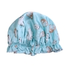 Lovely Cat Silk Sleeping Cap