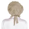 Taupe Silk Sleeping Cap
