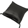 Black Silk Lingerie Travel Bag