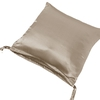 Coffee Silk Lingerie Travel Bag