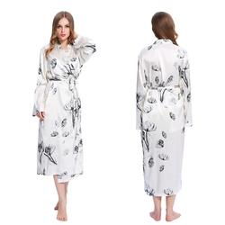 Full Silk Robe