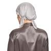 Silvergray Silk Sleep Cap
