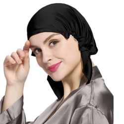 Silk Night Hat