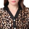 Leopard Plus Size Pyjamas
