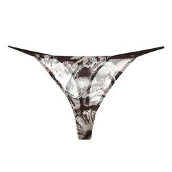 Silk Thong