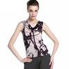 Floral Maxmara  Silk T-Shirt