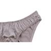 Taupe Silk Panty