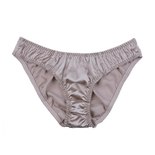 Sexy Femine New Design Silk Bikini Panty