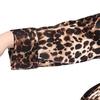 Leopardo Pijama Talla Grande Seda