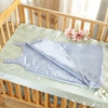 Light Blue Silk Baby Sleeping Bags