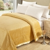 Yellow Silk Blanket