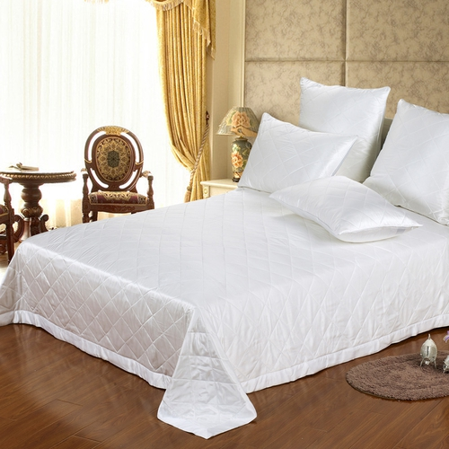 Silk Coverlet King