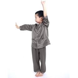 Boys Silk Pyjamas