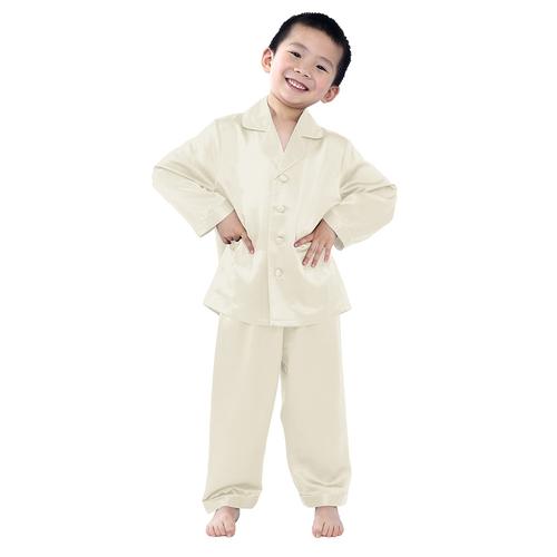 Pijamas de seda para niños