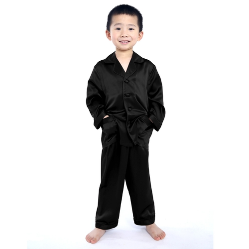 Silk Pajamas for Boys, Soft & Smooth for Children
