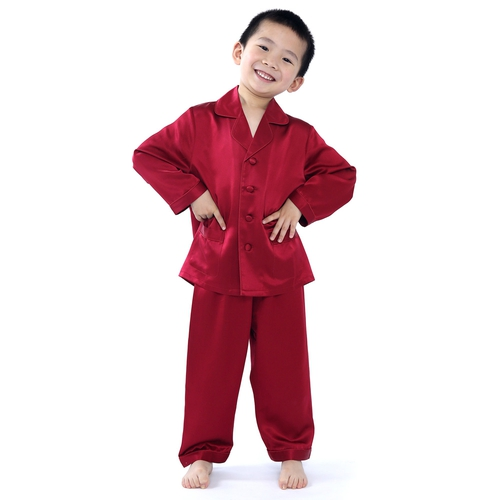 Silk Pyjamas for Boys