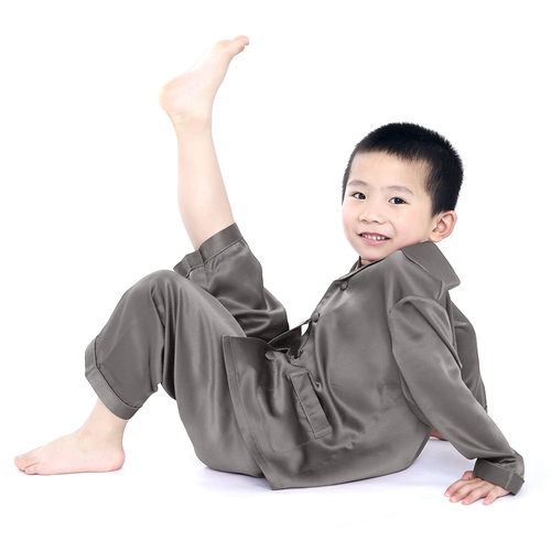 Silk Pyjamas for Boys, Soft & Smooth for Children