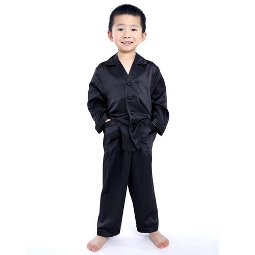 Pyjama en Soie Garçon