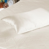 Ivory Silk Pillow Sham