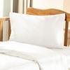 Ivory Silk Travel Pillowcase