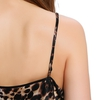 Leopard Silk Top