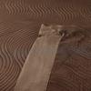 Chocolate Silk Coverlet