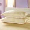 ソフトイエロ 枕カバー