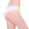 White Silk Panty