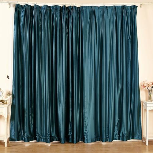 19 momme seide vorhang mit vorh nge haken aus edelstahl. Black Bedroom Furniture Sets. Home Design Ideas