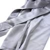 Silber Grau Seidentasche