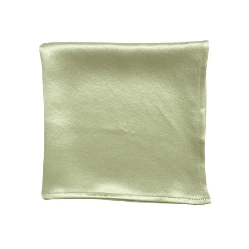 Weich Grün Seide Taschentuch