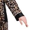 Leopardo Pigiama da donna di seta