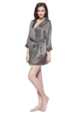 Robe de Chambre Femme Soie