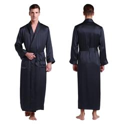 Robe de Chambre Homme Soie